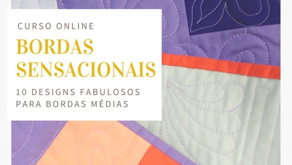 Bordas Sensacionais - 10 designs para bordas médias